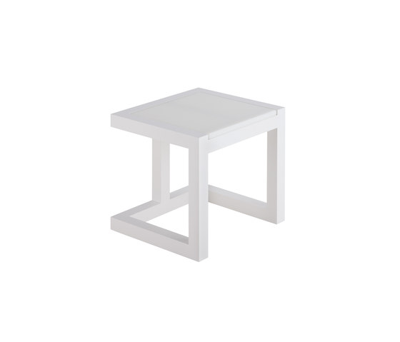 Weekend stool by Point | Garden stools