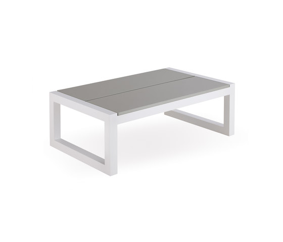 Weekend coffee table di Point | Tavoli bassi da giardino