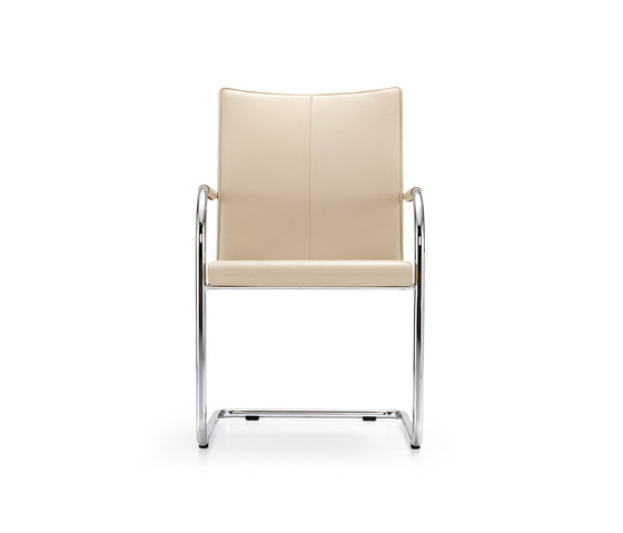 CORPO Cantilever chair by Girsberger | Conference chairs