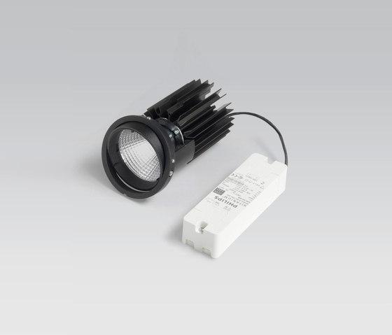 SASSO 100 K spotlight by XAL | Ceiling-mounted spotlights
