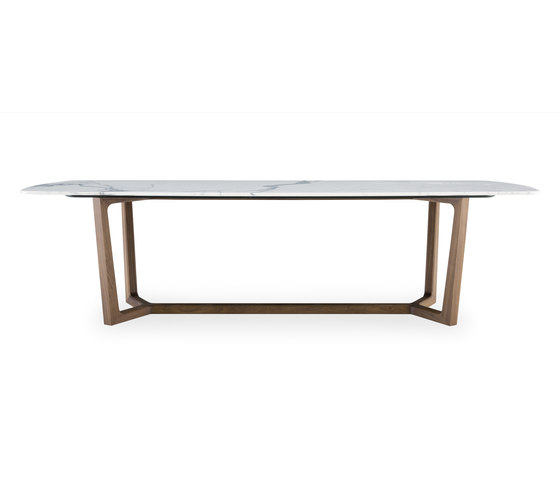 Concorde table by Poliform | Dining tables