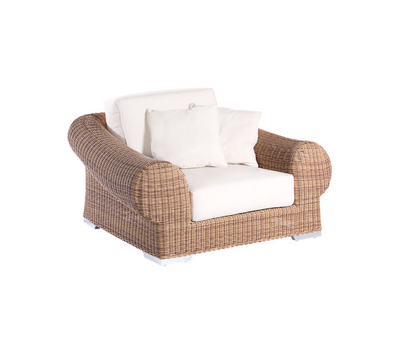 Alos sillón de Point | Sillones de jardín