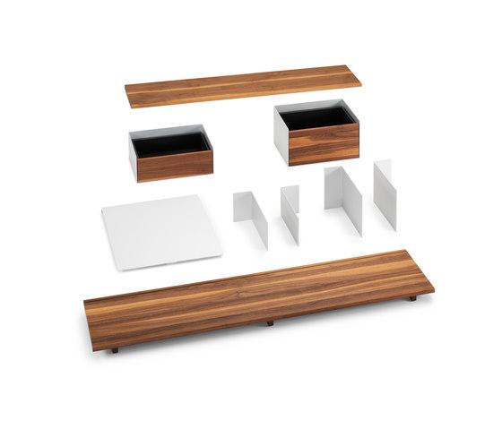 SIBORA Sideboard di Girsberger | Credenze