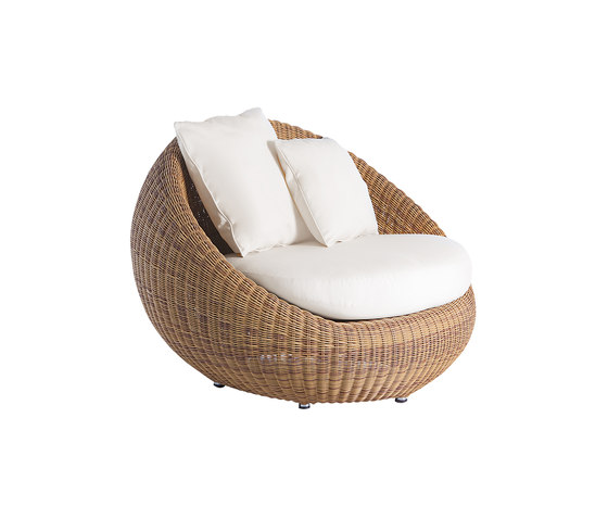 Bubble armchair de Point | Fauteuils de jardin
