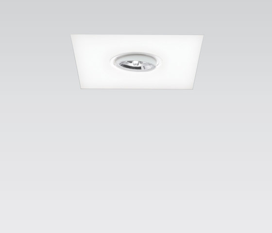 MENO square 330 by XAL | Ceiling-mounted spotlights