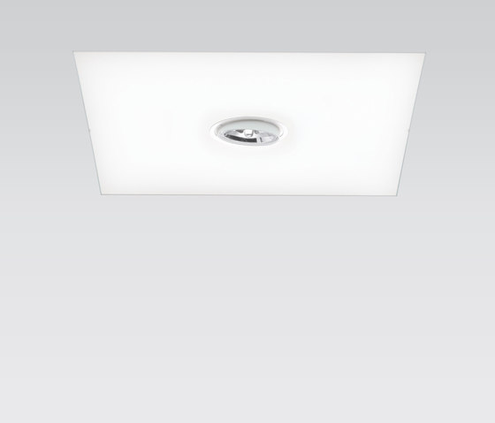MENO square 600 by XAL | Ceiling-mounted spotlights