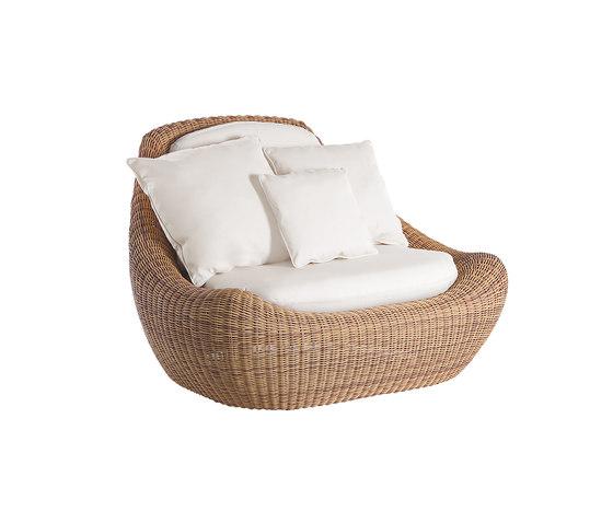 Globe armchair di Point | Poltrone da giardino
