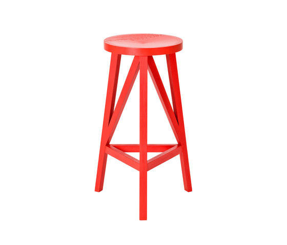 JL4 Faber Bar stool by LOEHR | Bar stools