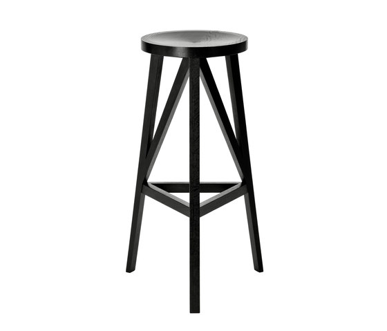 JL4 Faber Bar stool de LOEHR | Tabourets de bar