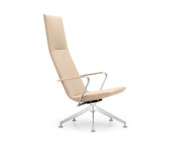 JACK Loungechair de Girsberger | Fauteuils d'attente