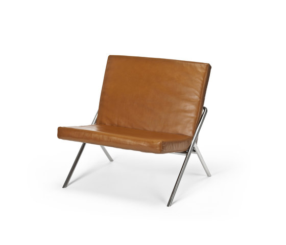 DL2 Euclides Easy chair di LOEHR | Poltrone lounge
