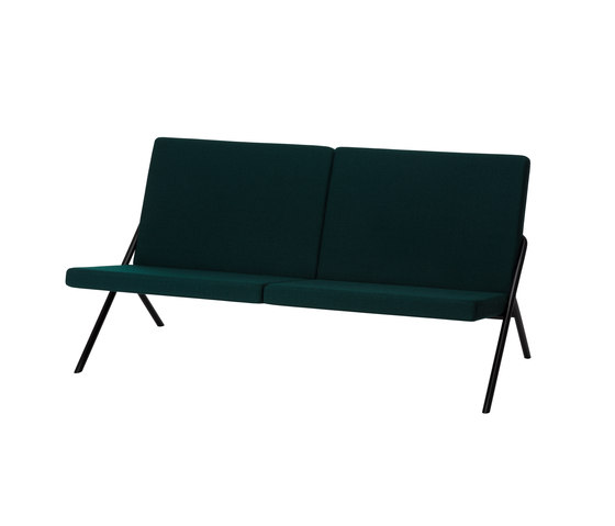 DL2 Euclides Two Seater by LOEHR | Lounge sofas