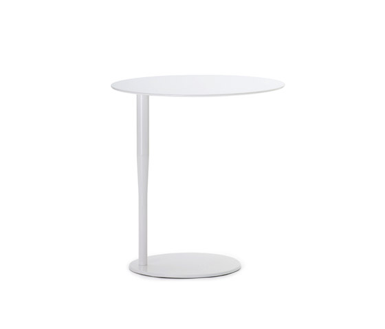 CALIPSO | white by FORMvorRAT | Side tables