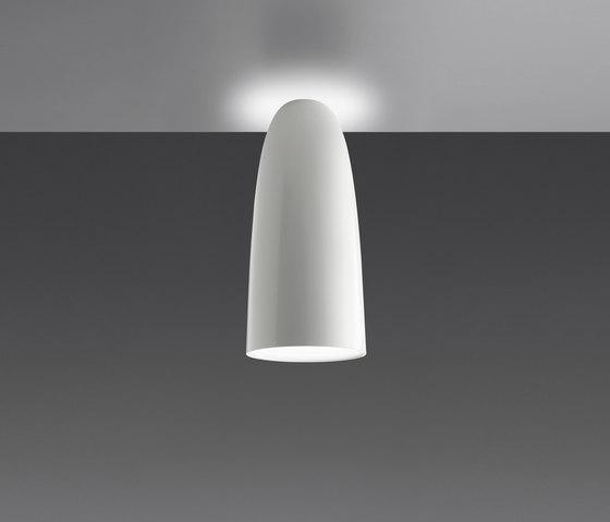Nur 75 Gloss ceiling lamp by Artemide | General lighting