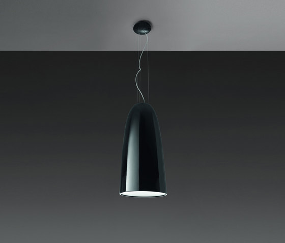 Nur 75 Gloss sospensione by Artemide | General lighting