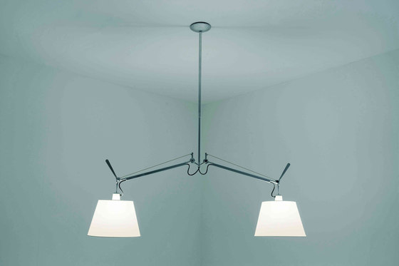 Tolomeo Suspension Basculante by Artemide | General lighting