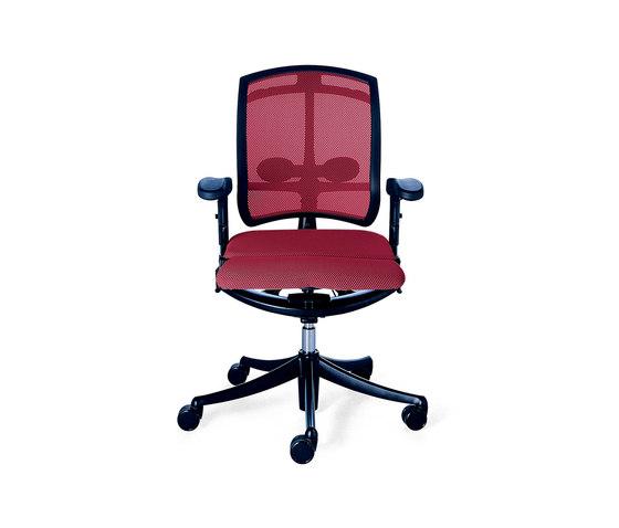 Sitag DL 200 Swivel chair di Sitag | Sedie girevoli dirigenziali