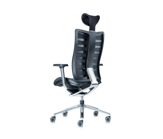Sitagego Swivel chair by Sitag | Management chairs