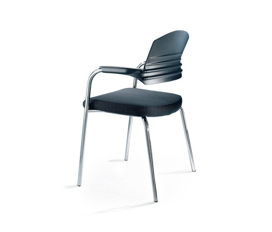 Sitag EL 100 Chair by Sitag | Visitors chairs / Side chairs