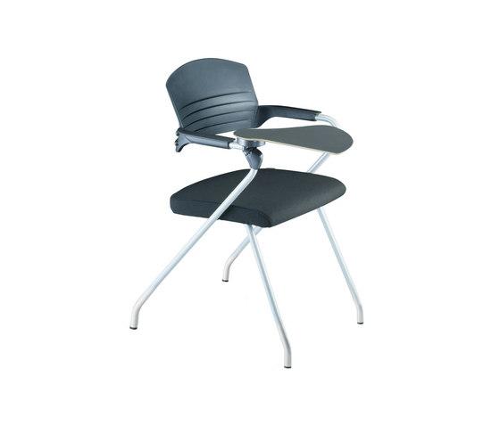 Sitag EL 100 Armlehnstuhl von Sitag | Besucherstühle