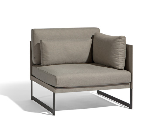 Squat 1 seat de Manutti | Sillones de jardín
