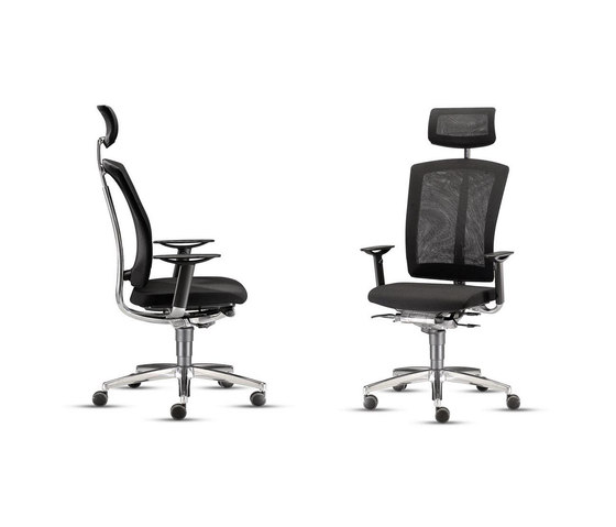 Sitag EL 100 Swivel chair by Sitag | Management chairs