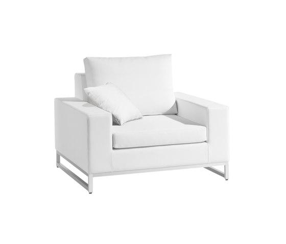 Zendo 1 Seat di Manutti | Poltrone da giardino
