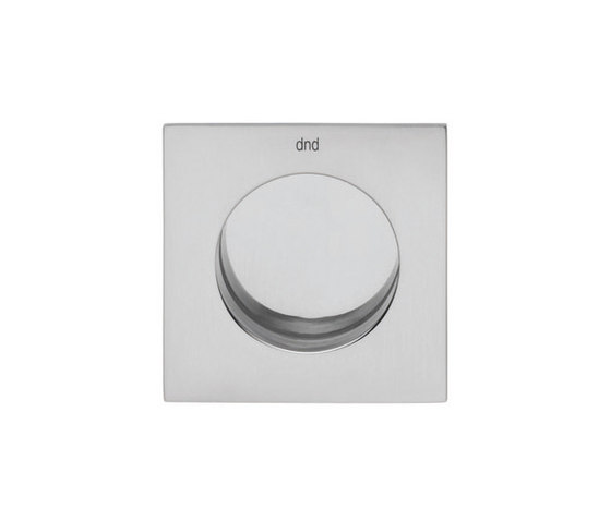 Ring by DND Maniglie | Flush pull handles