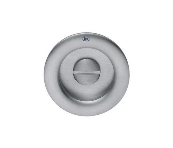 Rondo by DND Maniglie | Flush pull handles