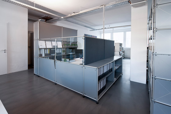 constructiv PON Office de Burkhardt Leitner | Separación de ambientes