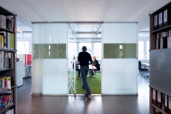constructiv PON Office by Burkhardt Leitner | Space dividers