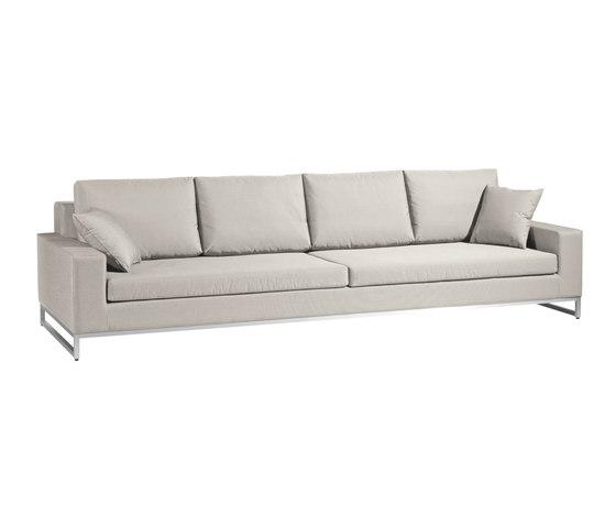 Zendo 3 Seat by Manutti | Garden sofas