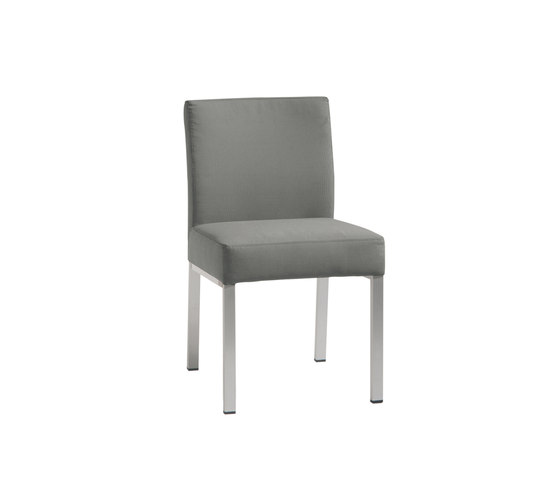 Liner dining chair by Manutti | Chairs