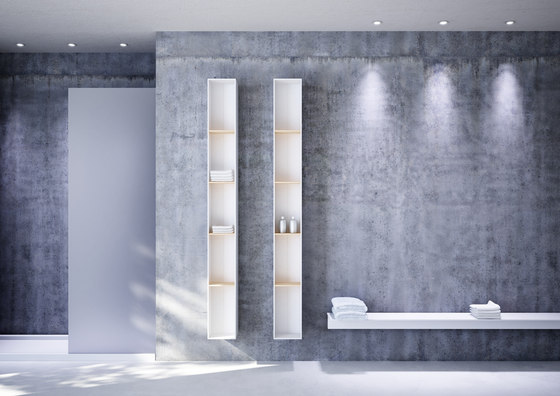 Serie T by antrax it | Shelves