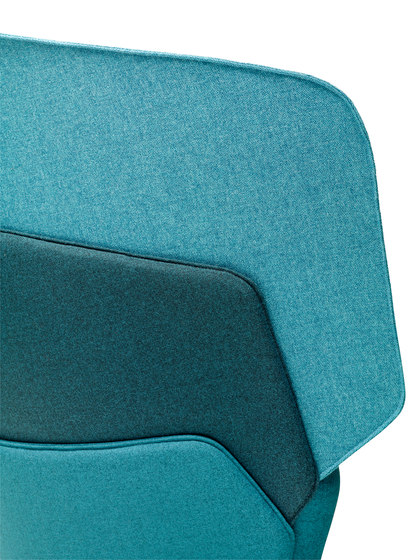 Layer de OFFECCT | Sillones lounge