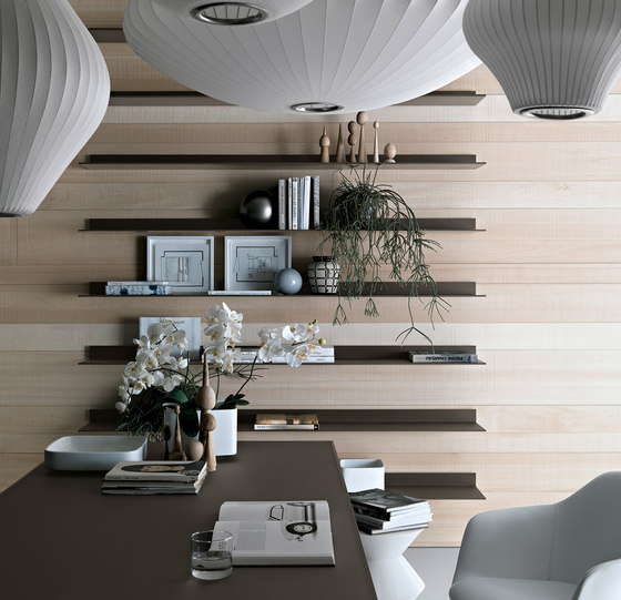 Eos by Rimadesio | Shelves
