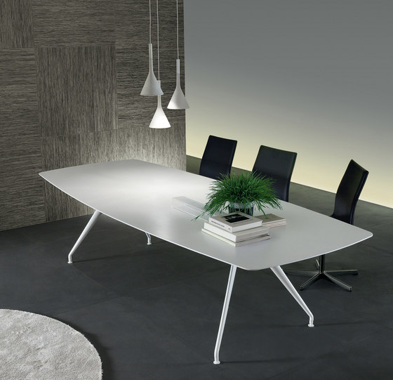 Manta by Rimadesio | Conference tables