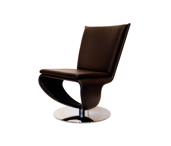 Pivo 01 Lounge chair di Accente | Poltrone lounge