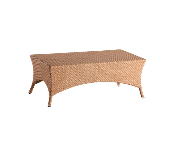 Laredo coffee table di Point | Tavoli bassi da giardino