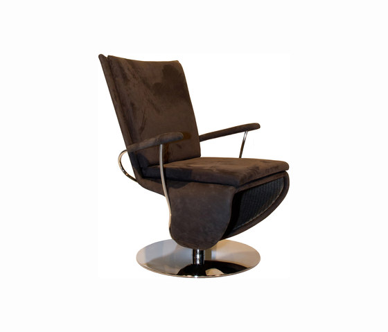 Pivo 02 Lounge chair by Accente | Lounge chairs