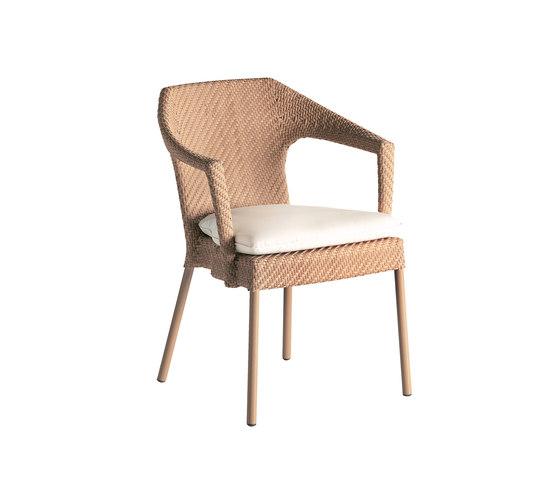 Caddie armchair by Point | Garden chairs