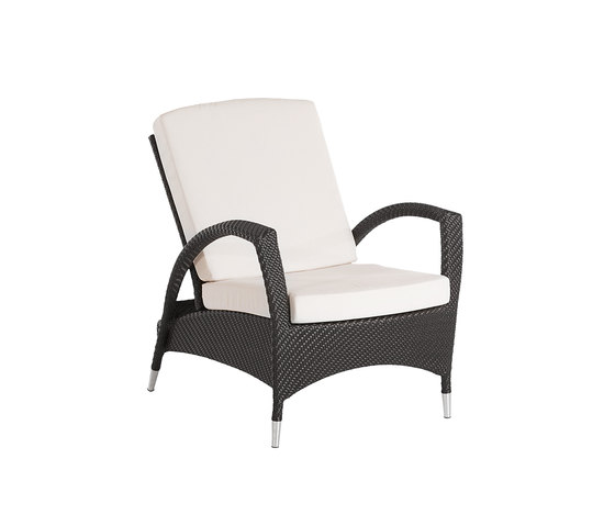 Tahiti armchair by Point | Garden armchairs