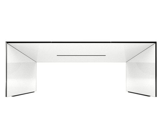 COMMENTOR Desk by Rechteck | AV tables