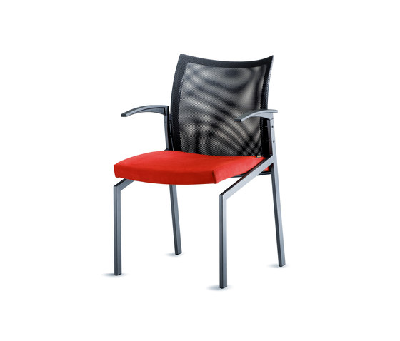 Sitagone chair by Sitag | Visitors chairs / Side chairs