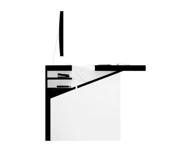 REGERE Desk by Rechteck | AV tables