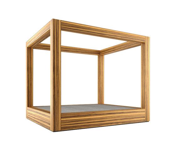 ridiculum by rechteck himmelbett product. Black Bedroom Furniture Sets. Home Design Ideas