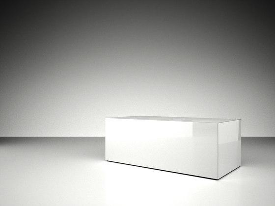 REGERE Desk di Rechteck | Scrivanie individuali