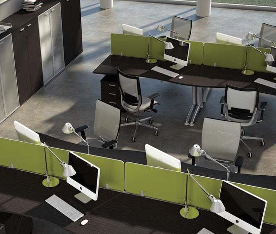 Iks by DVO | Individual desks