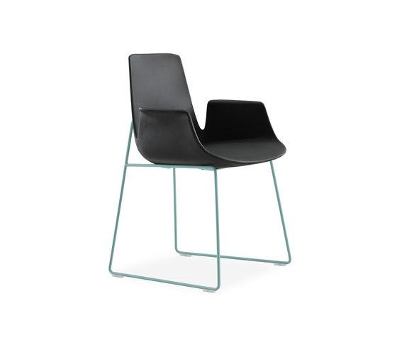 Ventura Chaise de Poliform | Chaises de restaurant