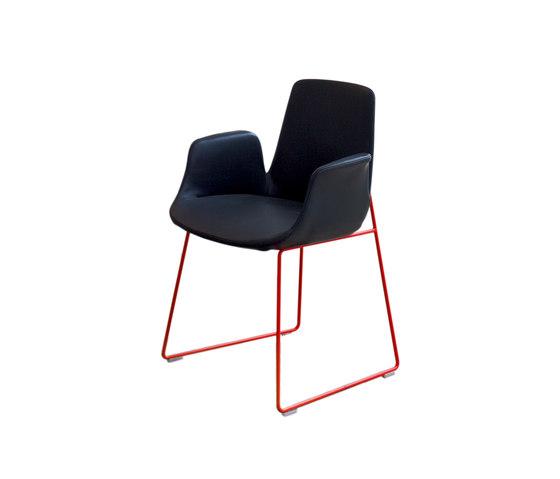 Ventura Stuhl von Poliform | Restaurantstühle